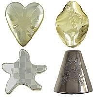 Plating Acrylic fuqi jewelry