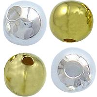 Brass Smooth Round fuqi jewelry