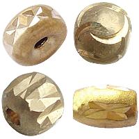 Brass Diamond Cut fuqi jewelry