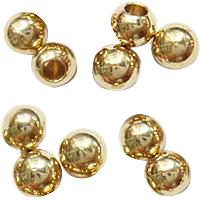 Half Drilled Brass fuqi jewelry