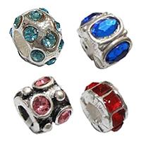 Rhinestone Thailand Sterling Silver European fuqi jewelry
