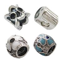 Enamel Thailand Sterling Silver European fuqi jewelry