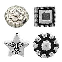 Sterling Silver Flat fuqi jewelry