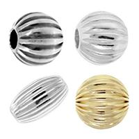 Sterling Silver Corrugated fuqi jewelry