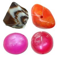 Imitation Gemstone Resin fuqi jewelry