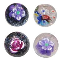 Inner Flower Resin fuqi jewelry