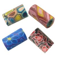 Tube Polymer Clay fuqi jewelry