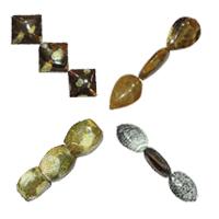 Antique Agate fuqi jewelry