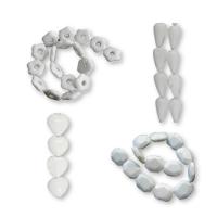 White Porcelain fuqi jewelry