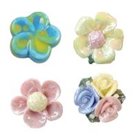 Flower Porcelain fuqi jewelry