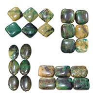 Natural Olivine Turquoise fuqi jewelry