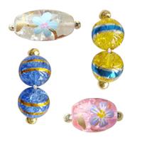 Crackle Glass fuqi jewelry