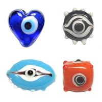 Evil Eye Lampwork fuqi jewelry