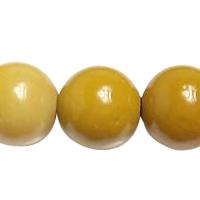 Yolk Stone Bead