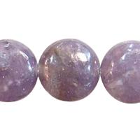 Purple Stone Bead