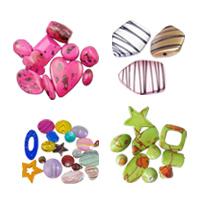 Mixed Acrylic Jewelry fuqi jewelry