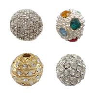 Round Rhinestone fuqi jewelry