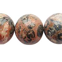 Leopard Skin Stone Bead