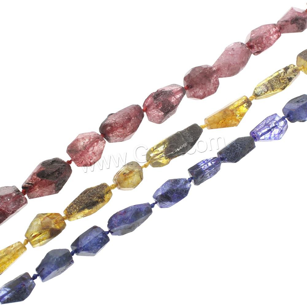 quartz beads nuggets natural getscom