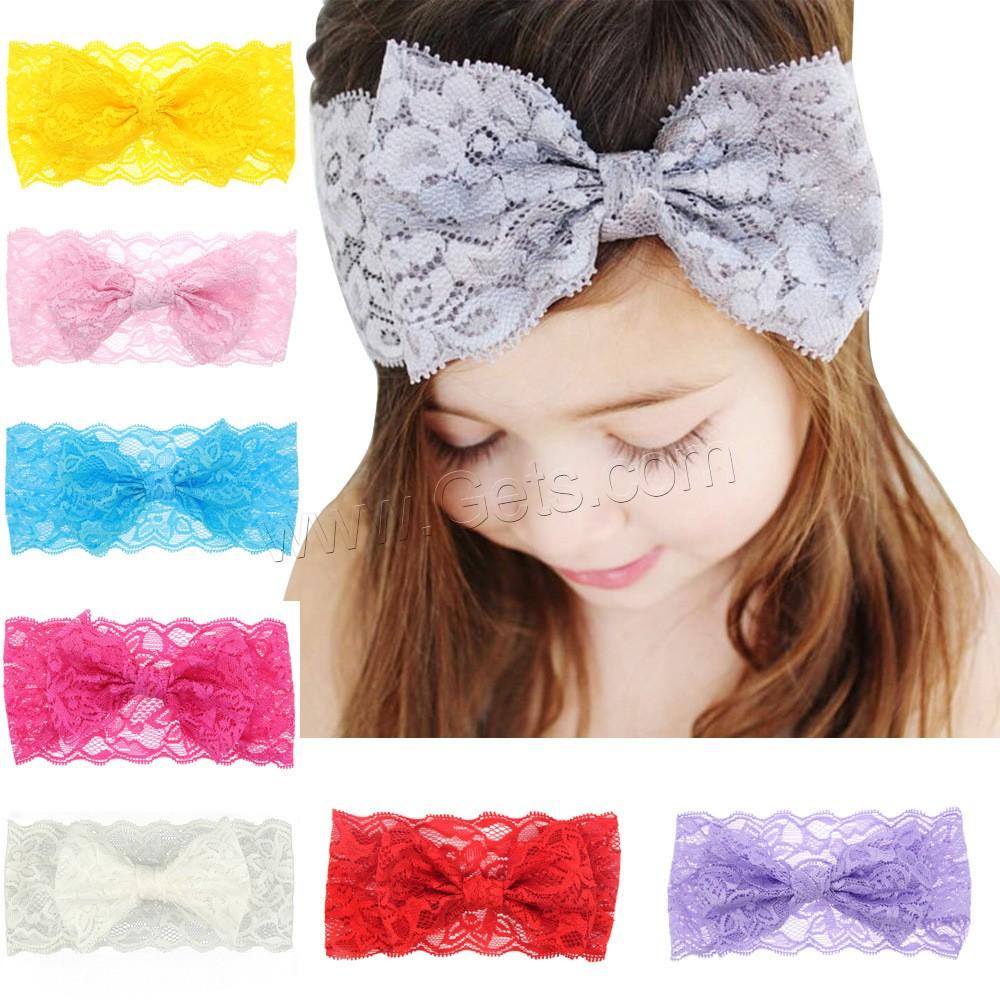 Mode b b bandeau lacet noeud papillon pour les enfants plus de couleurs choisir vendu par - Bandeau noeud bebe ...