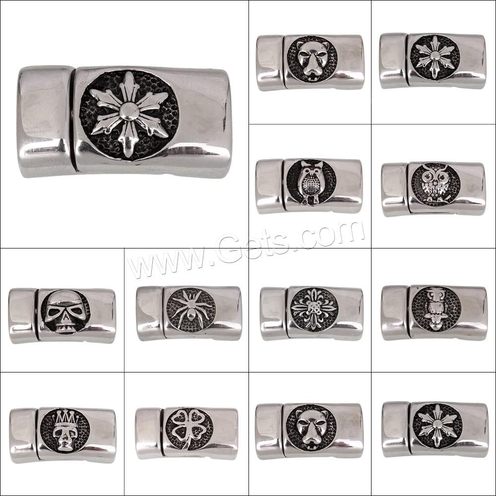 rechteck edelstahl magnetverschluss verschiedene muster f r wahl schw rzen ca verkauft von pc. Black Bedroom Furniture Sets. Home Design Ideas