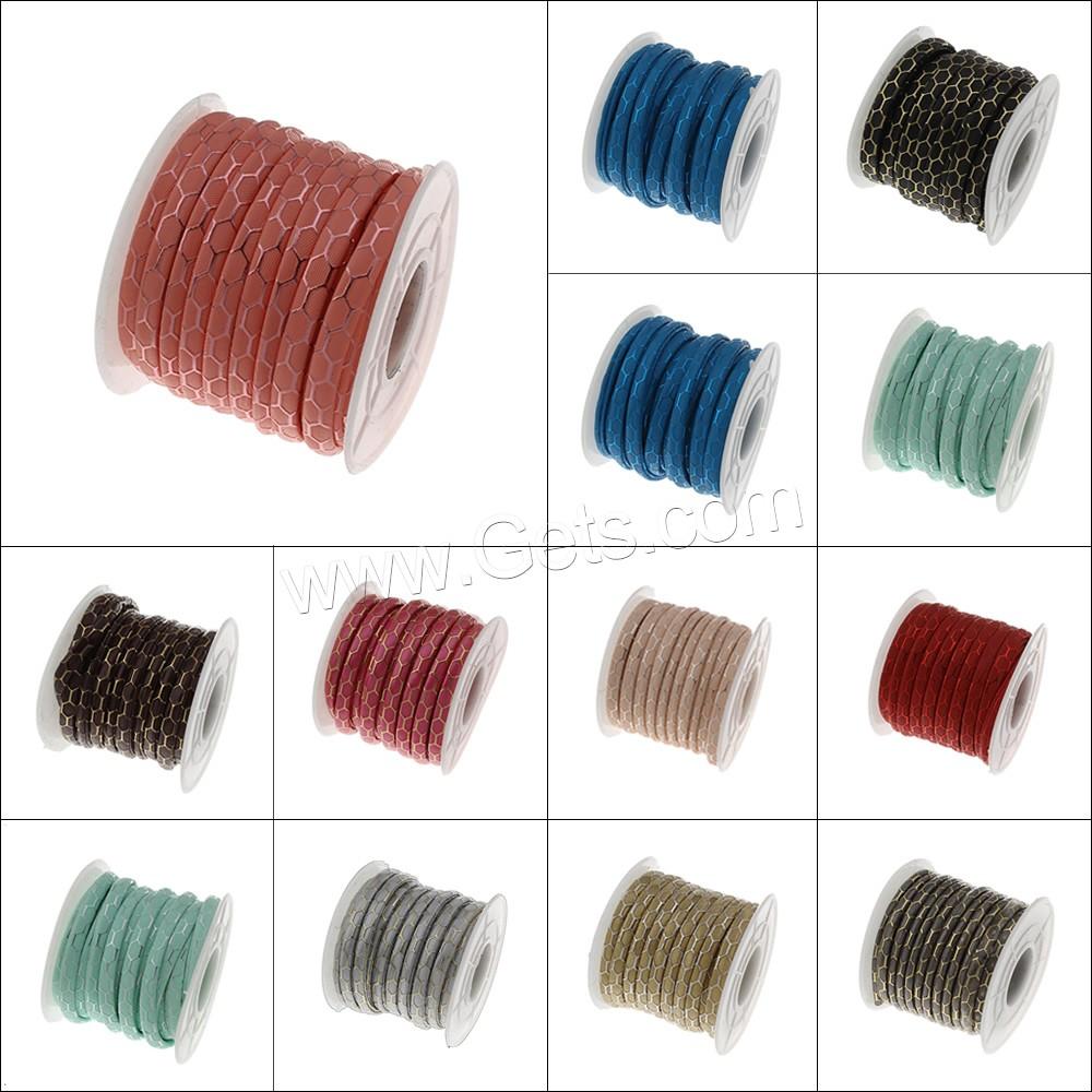 Cuerda de pu cuero de pu con carrete de pl stico m s - Cuerdas de colores ...
