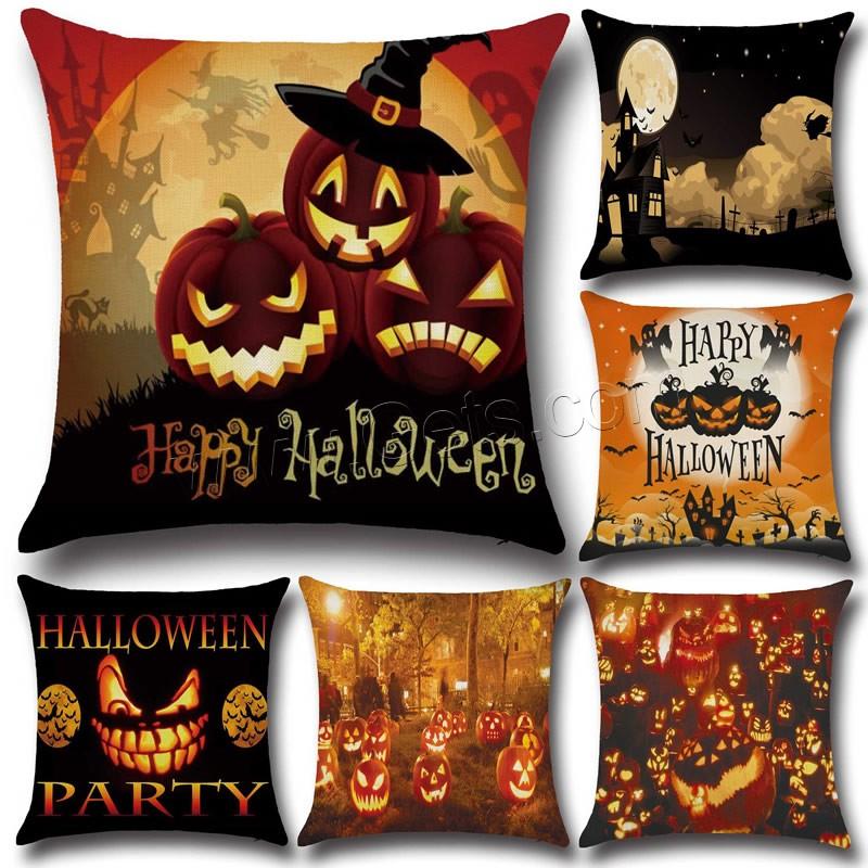 baumwollgewebe quadrat halloween schmuck verschiedene muster f r wahl mit brief muster. Black Bedroom Furniture Sets. Home Design Ideas