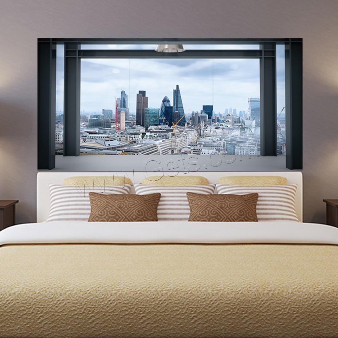 wand sticker pvc kunststoff rechteck klebstoff 3d wasserdicht verkauft von setzen. Black Bedroom Furniture Sets. Home Design Ideas