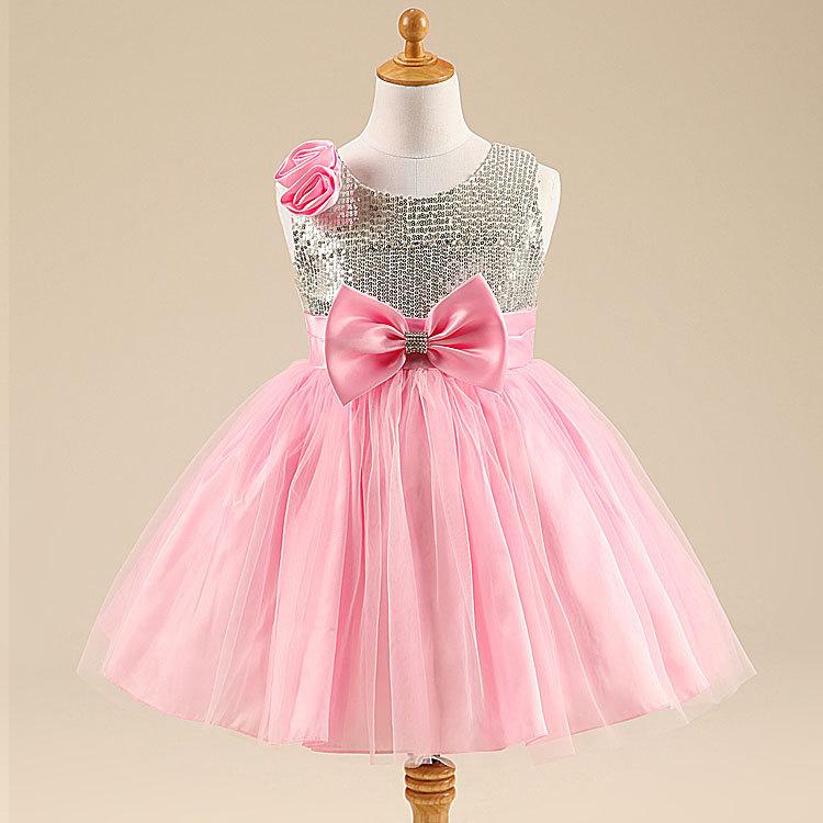 370edbe2f Cotton Princess   Ball Gown Girl One-piece Dress patchwor - YYW