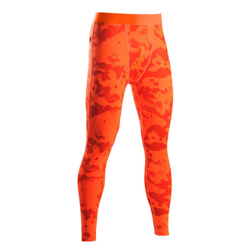 orange camouflage