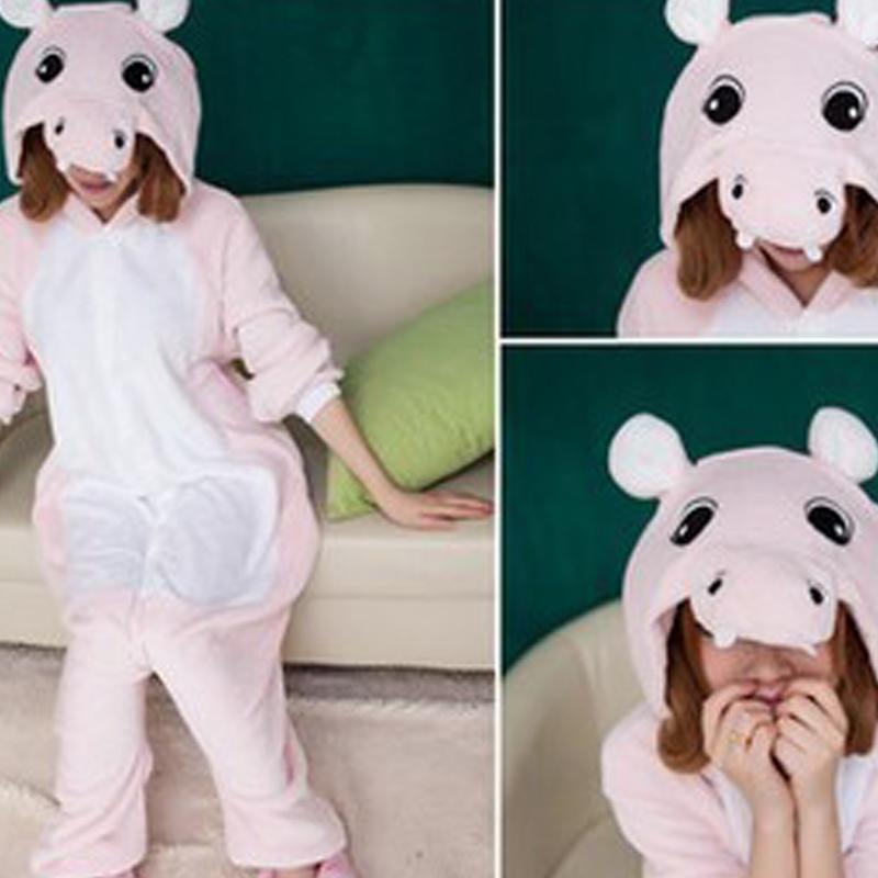 Pink Hippopotamus