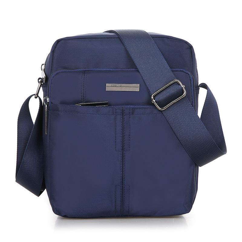 dark blue one