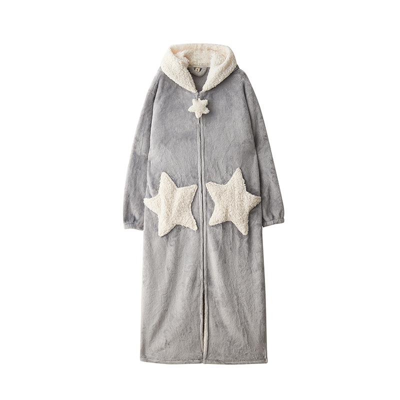 gray star