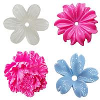 Flower Resin fuqi jewelry