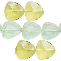 Triangular Crystal fuqi jewelry