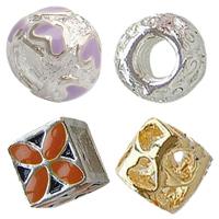 Enamel Zinc Alloy European fuqi jewelry