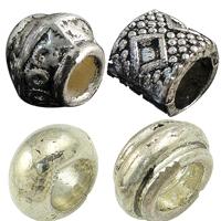Zinc Alloy Large Hole fuqi jewelry
