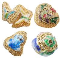 Cloisonne Hollow fuqi jewelry