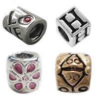 Sterling Silver European fuqi jewelry
