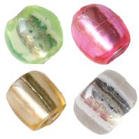 Silver Lined Plastic fuqi jewelry