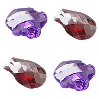 No Hole Cubic Zirconia fuqi jewelry
