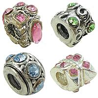 Rhinestone Brass European fuqi jewelry