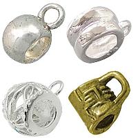 Sterling Silver Bail fuqi jewelry