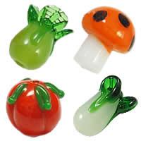 Plant Lampwork fuqi jewelry