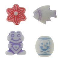 Chemical Wash Acrylic fuqi jewelry