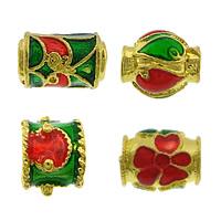 Enamel Brass fuqi jewelry