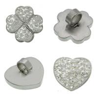 Stainless Steel Slider fuqi jewelry