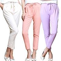 Pantalones Capris Cropped