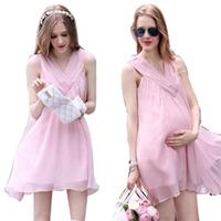 Vestido de maternidad