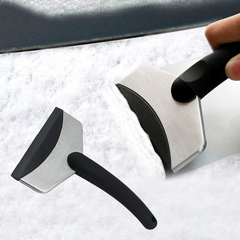 Pelle de neige de voiture et casse-glace